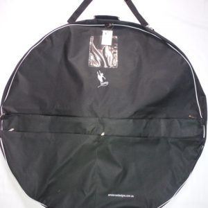 AMD Tutu Bag – Black with White Trim