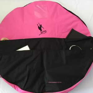 AMD Tutu Bag – New Pink and Black