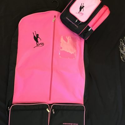 AMDance Designs Pink Concert Package