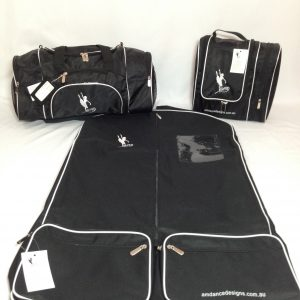 AMD Basic Package ~ Black with White Trim