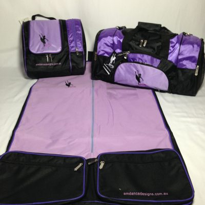 AMD Basic Package ~ Purple and Black